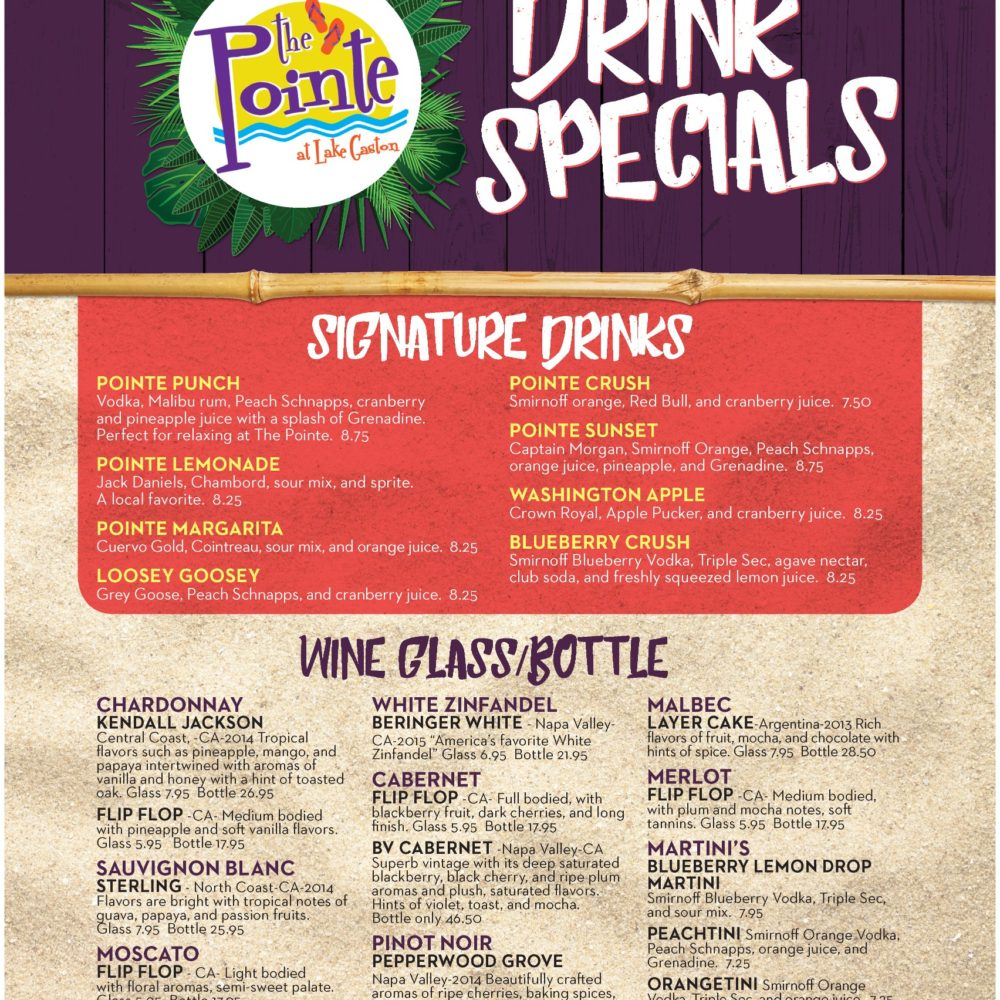 the pointe at lake gaston drinks and dessert menu_Page_1